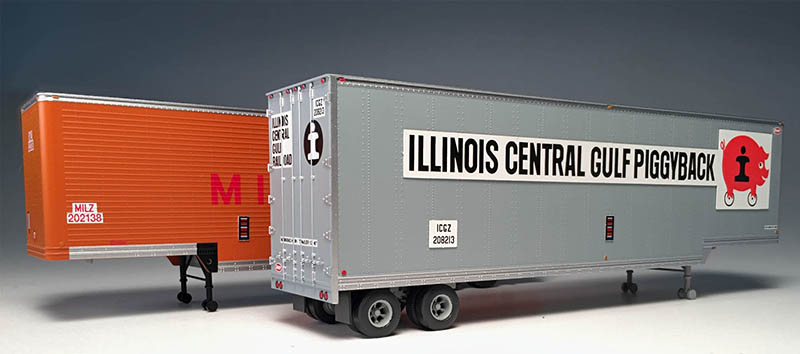 Trainworx 40-foot Intermodal Trailer