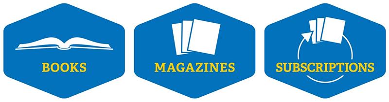 Books Magazines Subscriptions