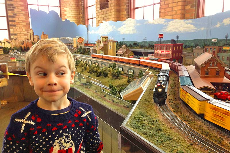 Welcome to the World of Model Railroading