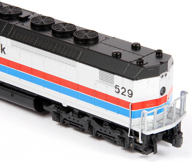 Kato Amtrak SDP40F in N scale