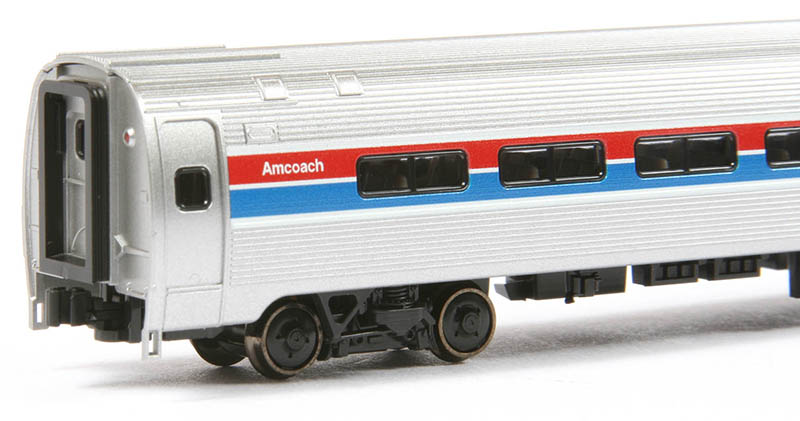 Kato Amfleet in N scale