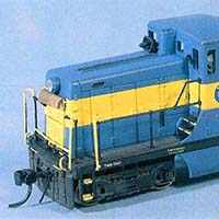 Modeling a Middletown & New Jersey 44-tonner