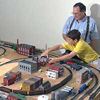 2: Setting Up Your Trains