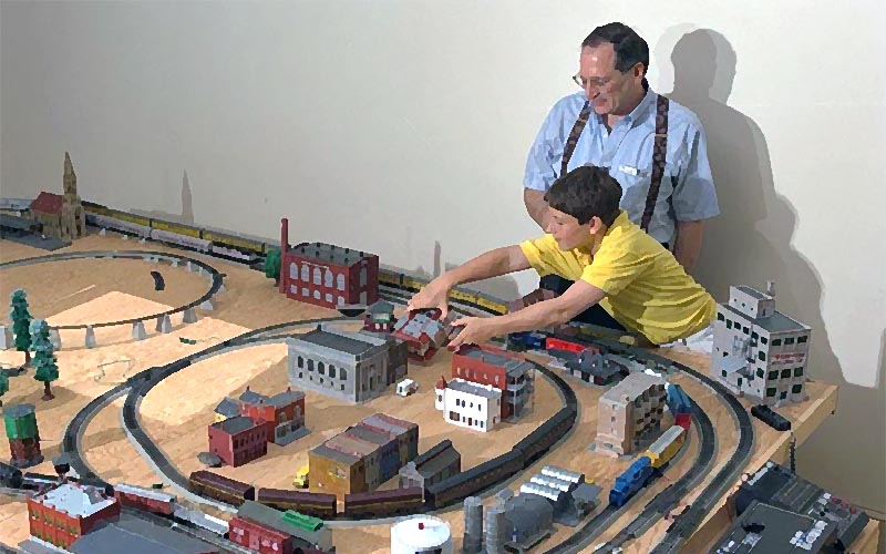 Setting Up Your Trains
