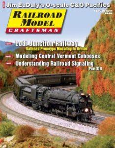 Tom Yorke Conversion Kit in O Scale - Railroad Model Craftsman