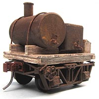 Tom Yorke Conversion Kit in O Scale