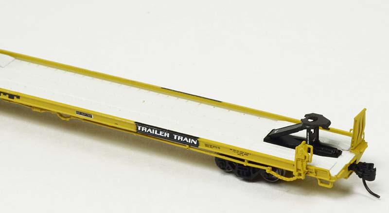 Athearn TTX Flatcar
