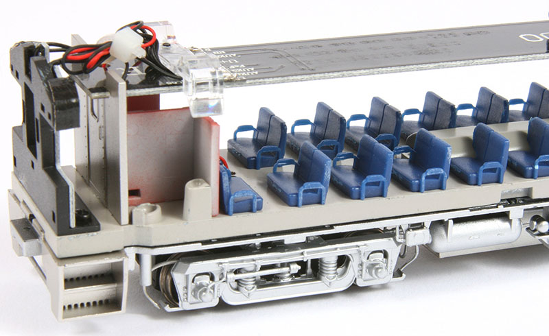 Rapido's Pocket Streamliner: Budd RDC in HO Scale - Railroad