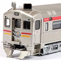 Rapido's Pocket Streamliner: Budd RDC in HO Scale