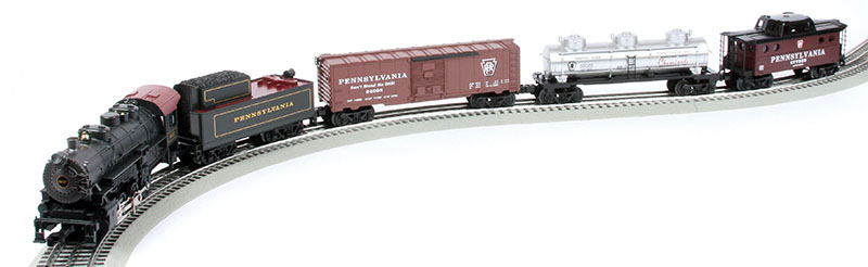 Lionel Trains Pennsylvania Flyer Starter Set
