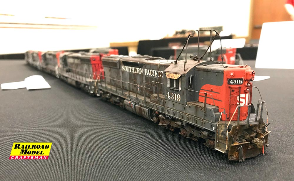 Models on Display at the 2017 SPHTS Convention