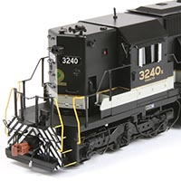 ScaleTrains Southern Railway SD40-2 in HO
