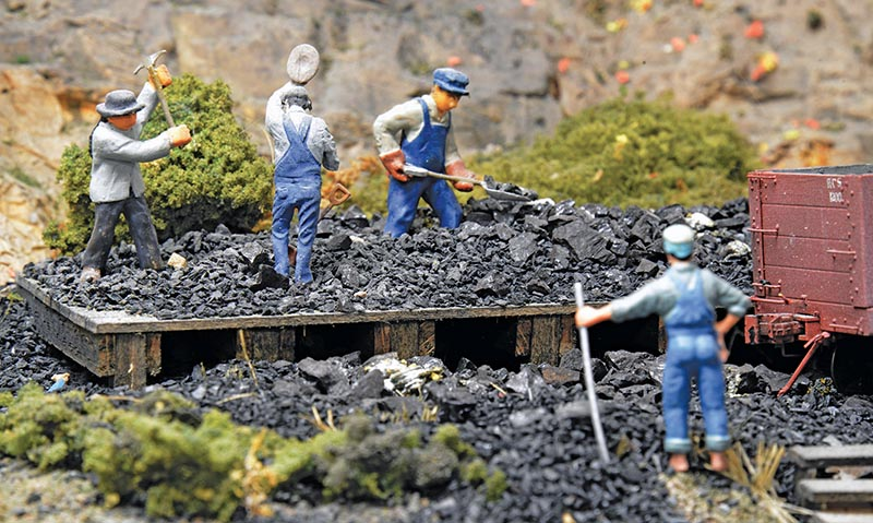Model Railroad Details