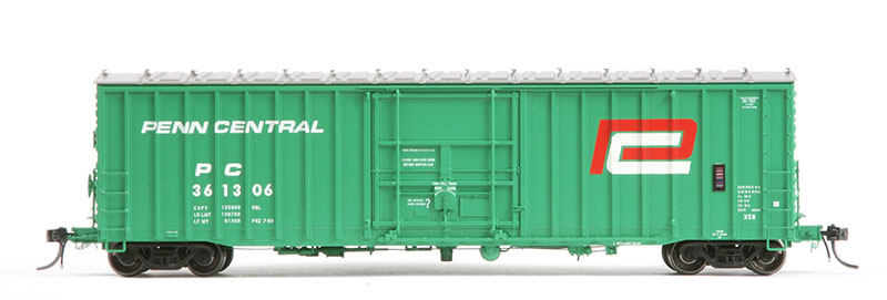 Tangent Scale Models Penn Central X58 Boxcar