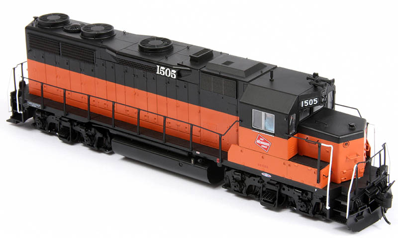 WalthersProto Phase II GP35 in HO Scale