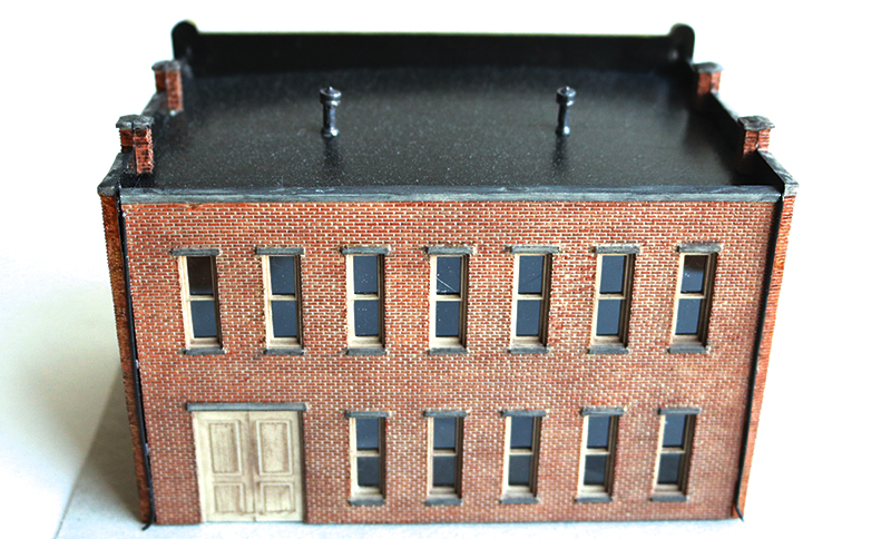 Simple Techniques for Weathering Common Brick Buildings