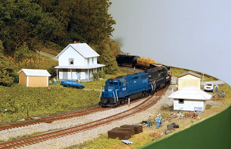 Buffalo & Pittsburgh Railroad