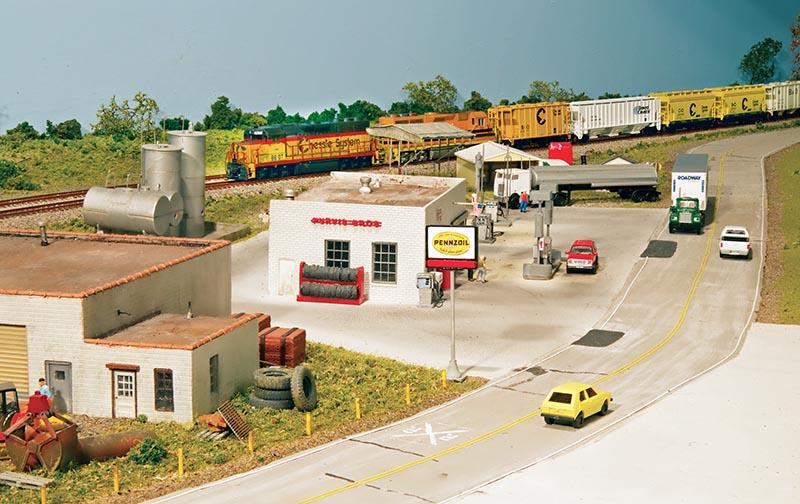 The N Scale Buffalo & Pittsburgh Railroad