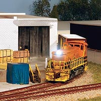 The N Scale Buffalo & Pittsburgh Railroad