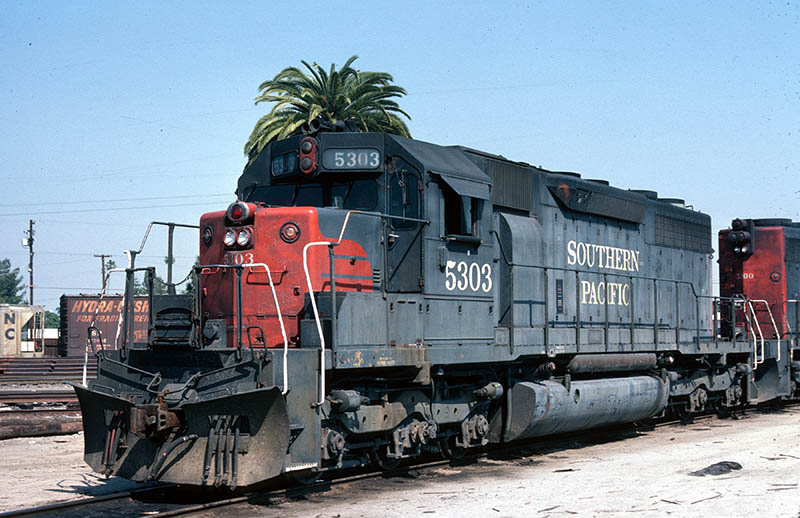Southern Pacific SD39