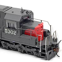 Product Review: Athearn Southern Pacific EMD SD39 in HO Scale