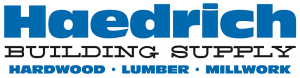 Haedrich Lumber Sign