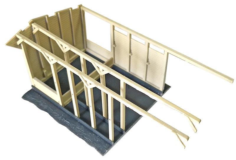 Atlas Lumber Shed