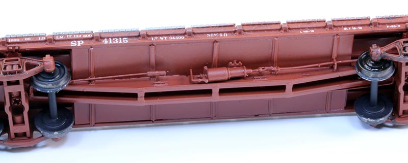 Owl Mountain Models Southern Pacific Flatcar