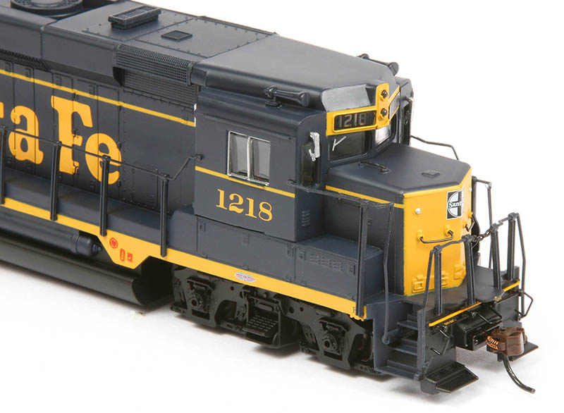 Bachmann Trains Santa Fe GP30 in HO Scale