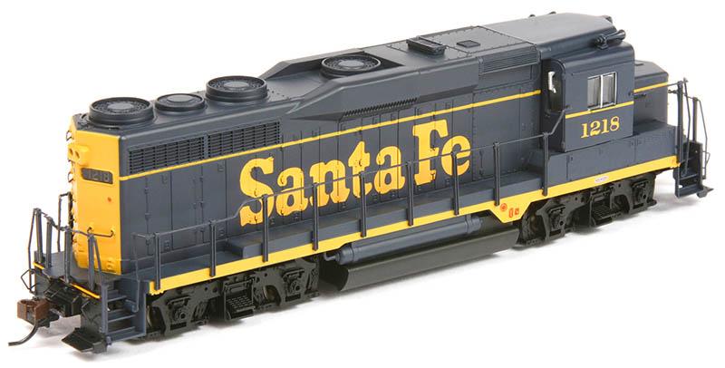 Bachmann Santa Fe GP30