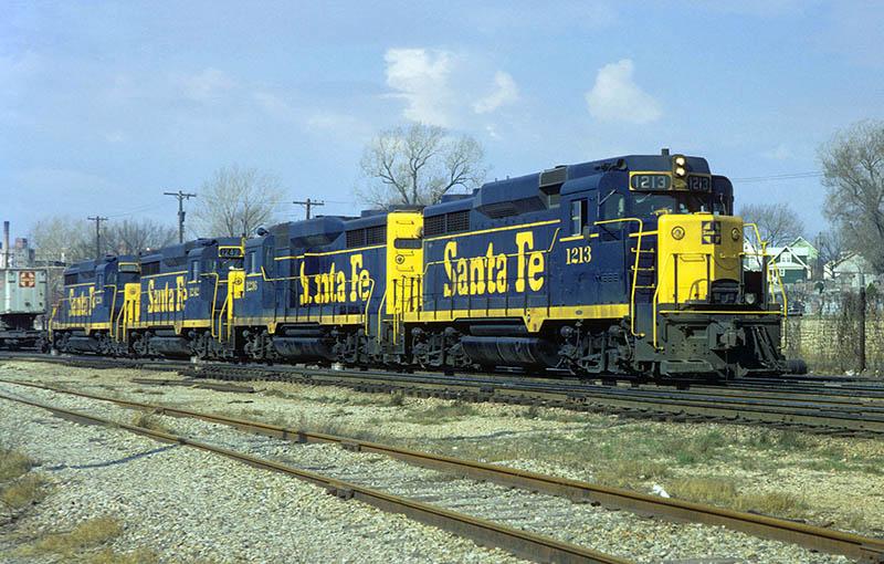 Santa Fe GP30