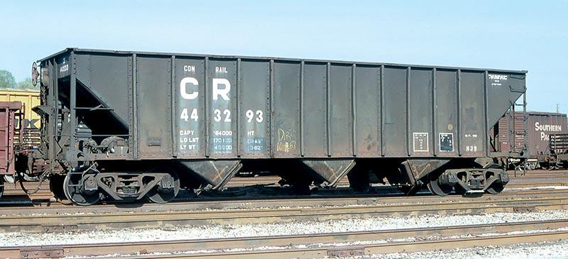 Conrail H39 Hopper