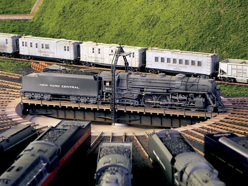 Modeling Cincinnati Union Terminal Operations