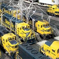 Locomotive Maintenance & Inspection Terminal