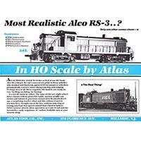 Collector Consist: The Atlas-Kato Connection