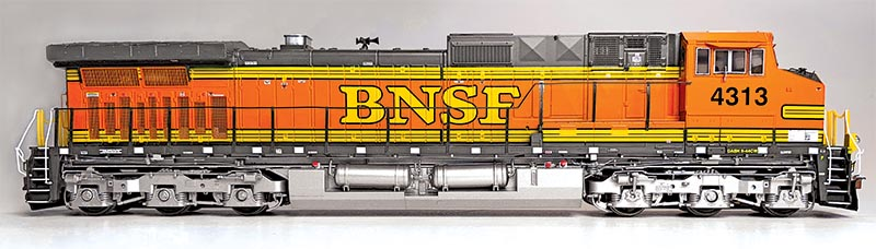 """Rivet Counter"" General Electric Dash9-44CW Locomotive by ScaleTrains.com"