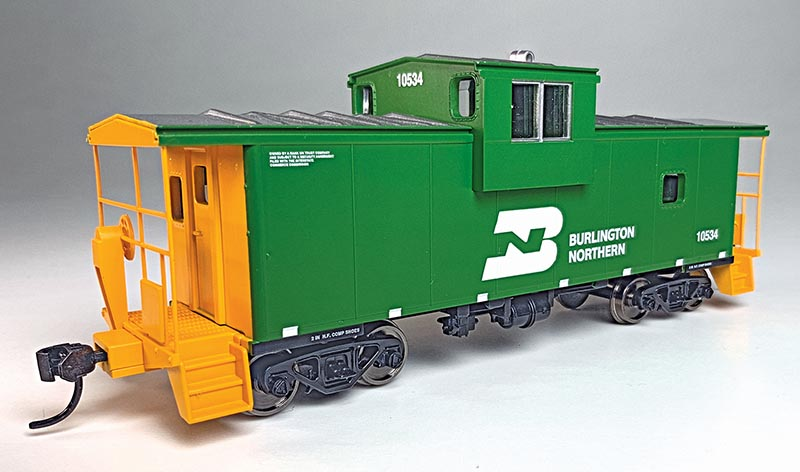 Walthers Wide-Vision Caboose