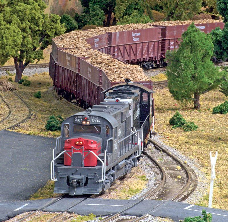 Morada Belt Railway