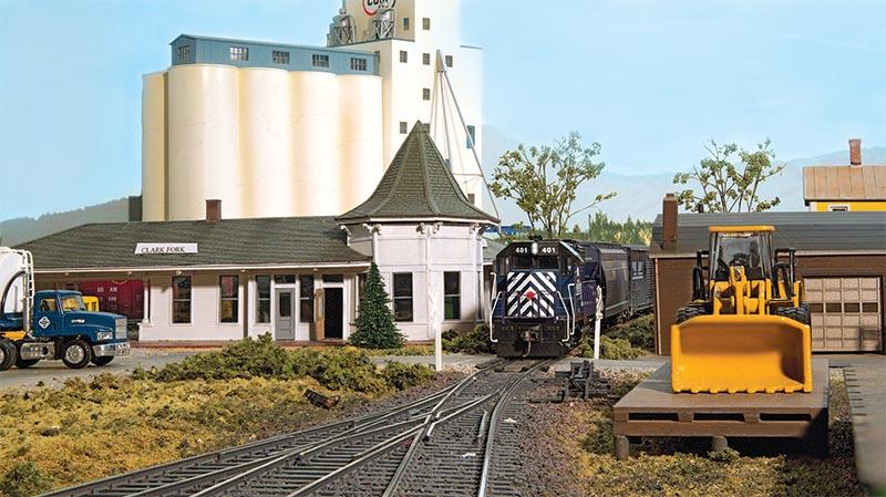 Dave Waraxa's BNSF Railway Kootenai River Sub