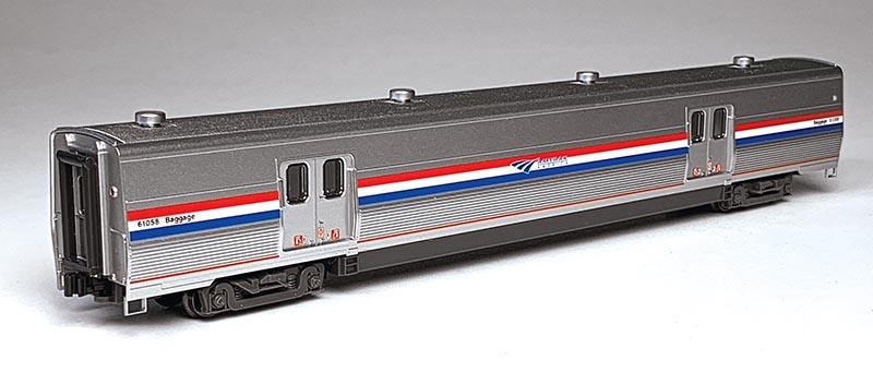 N Scale Amtrak Viewliner II Baggage Car by Kato