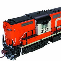 Canadian National MLW RS-18 by Rapido Trains in HO Scale
