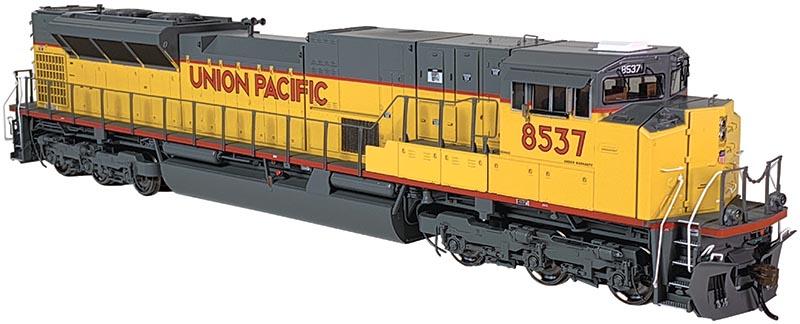 Athearn Genesis EMD SD90MAC-H Phase II in HO Scale