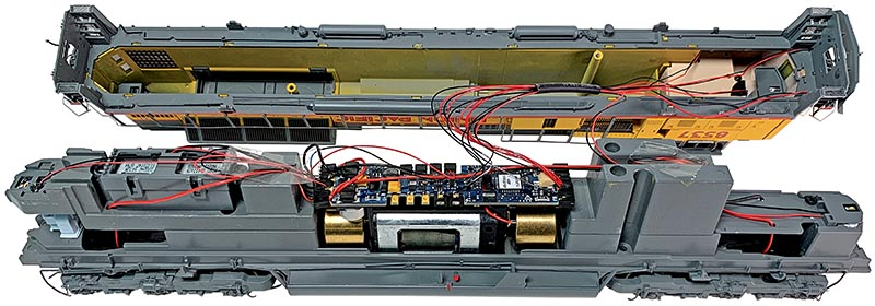 Athearn Genesis SD90MAC-H