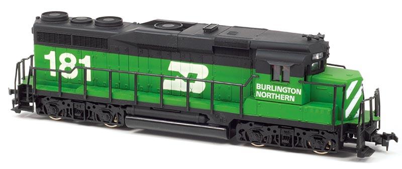 Collector Consist: Lionel's Burlington Northern GP30 in HO Scale