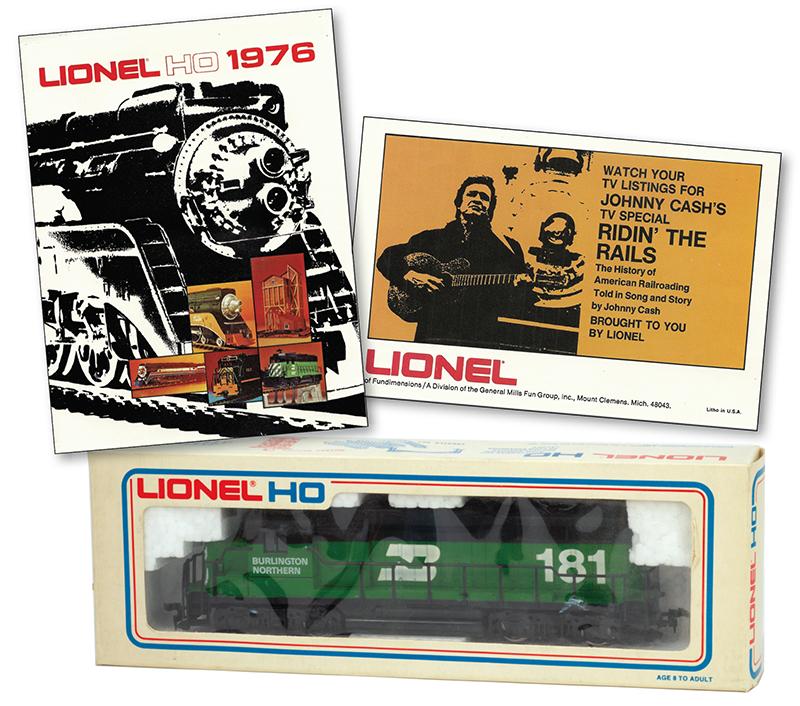 Lionel Burlington Northern GP30