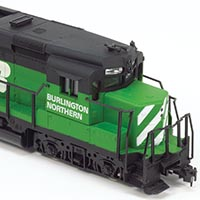 Collector Consist: Lionel's Burlington Northern GP30 in HO Scale