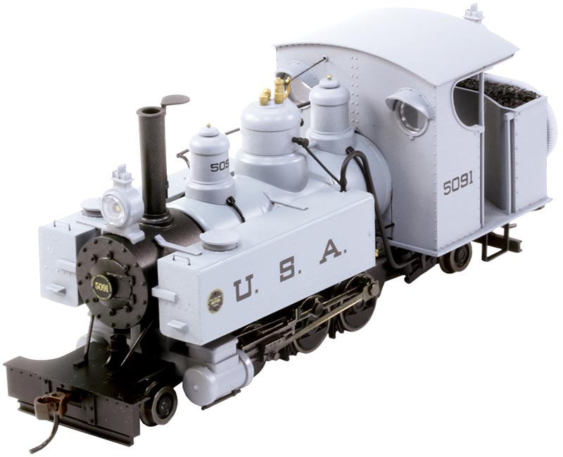Bachmann Trains On30 2-6-2T  Trench Engine with DCC WOWSound