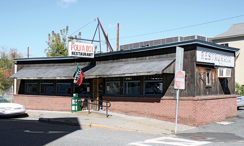 Polka Dot Diner
