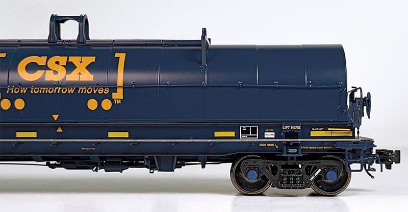 ScaleTrains Thrall/Trinity Steel Coil Car