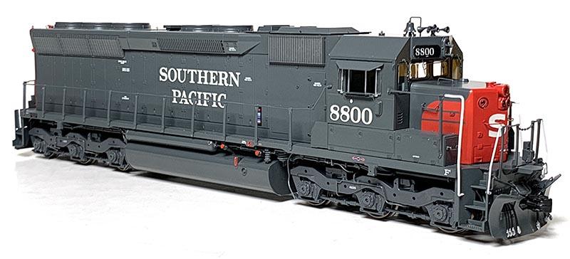 ScaleTrains SD45